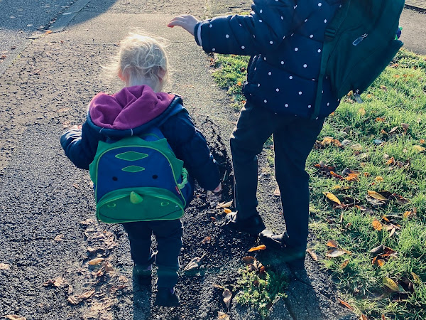 "Why do my children slow down when I ask them to ""hurry up""?"