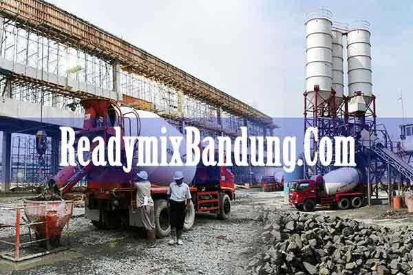 harga beton Adhimix Bandung
