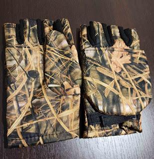 Рукавиці для зимової риболовлі, колір №4