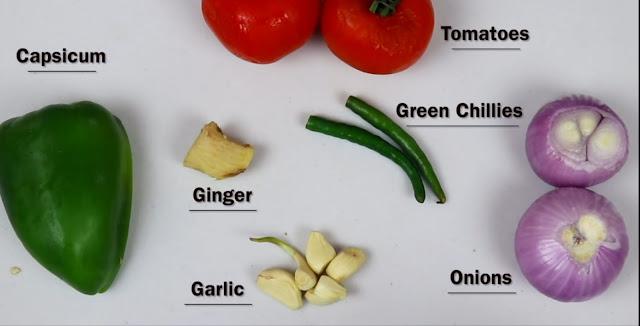 paneer bhurji recipe Spicy