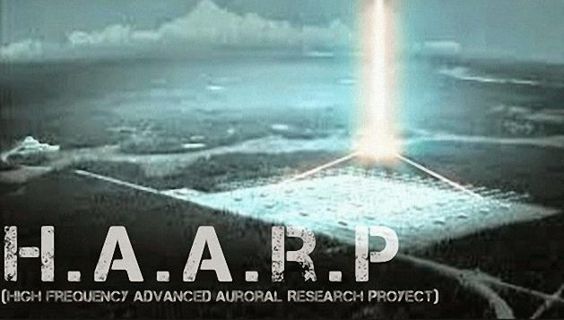 Investigaciones Electromagnéticas (HAARP)