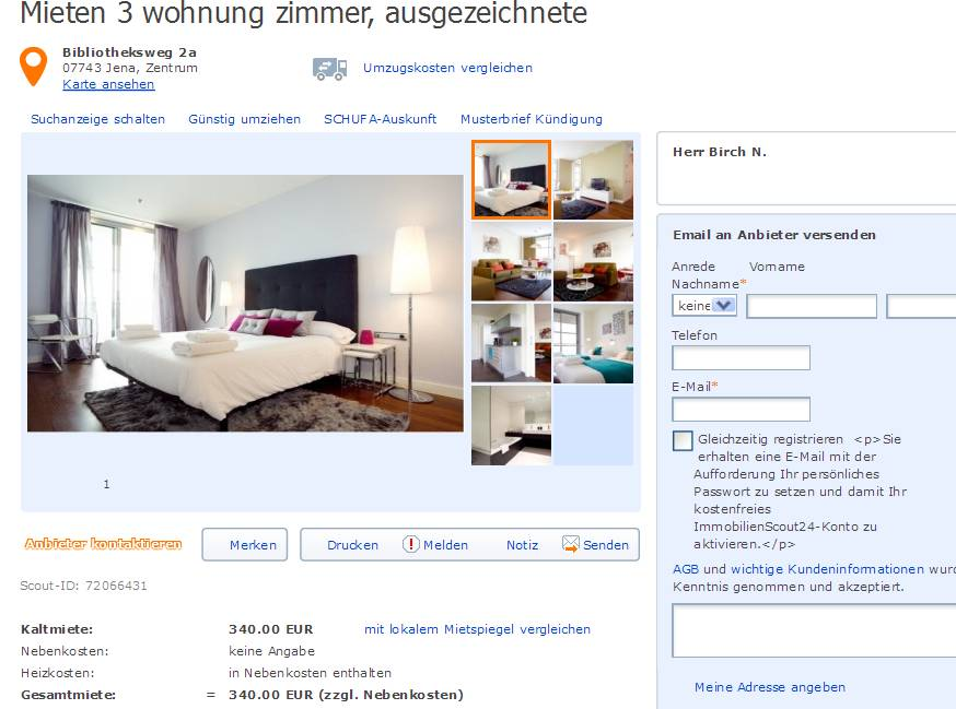 Wohnung Mieten In Jena