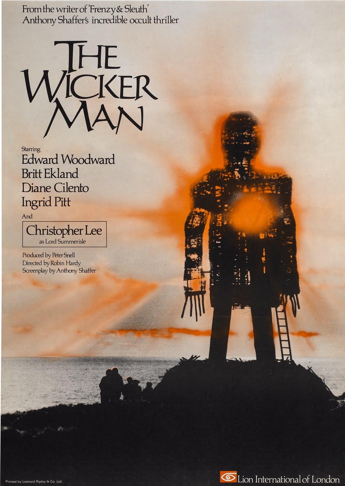 Wicker man movie sex scenes