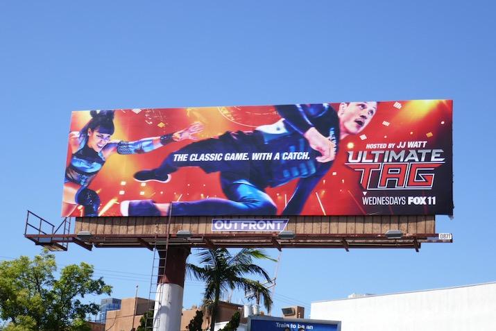 Ultimate Tag season 1 billboard