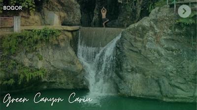 Green Canyon Cariu