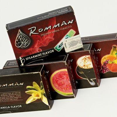 tabák Romman