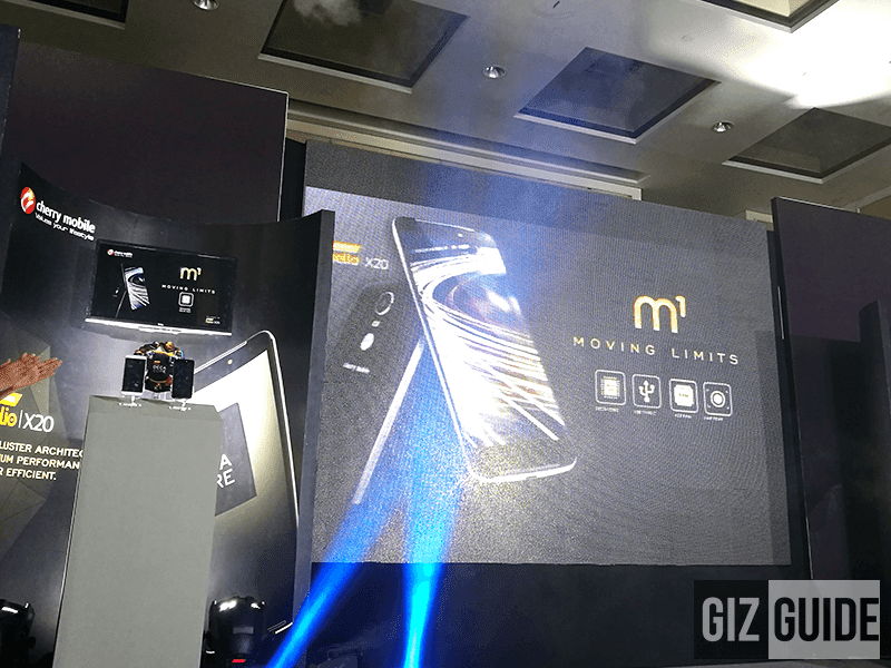 Cherry Mobile M1 announced with deca core processor