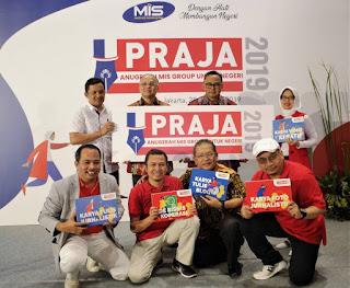 kompetisi PRAJA 2019