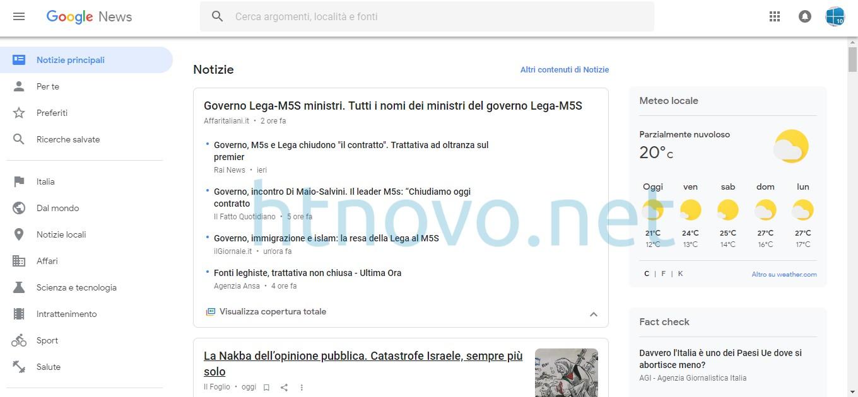 google-news-web