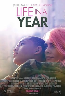 Descubra o Trailer de Life in a Year, Romance Juvenil com Jaden Smith e Cara Delevingne