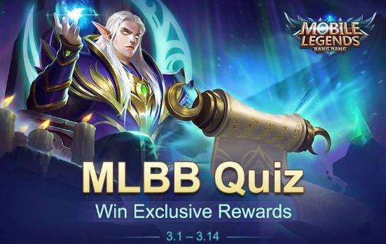 Jika Anda penggemar setia game Mobile Legends tentu Anda sedang menikmati Quiz MLBB yang m Kunci Jawaban Quiz MLBB Mobile Legends Lengkap