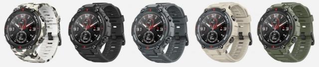 Kelebihan dan kekurangan Smartwatch Amazfit T-rex