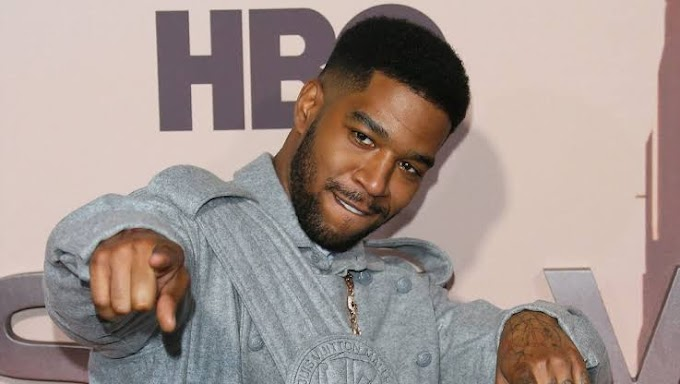 Kid Cudi daughter helps to announce new single with Eminem