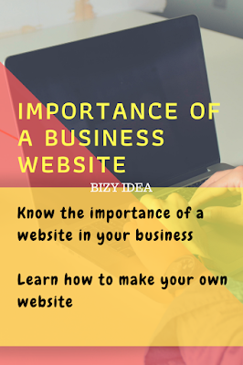 Importance of a Business Website