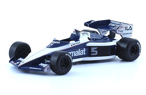 Brabham BT52B 1983 Nelson Piquet f1 the car collection