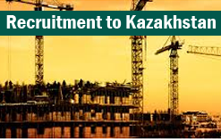 Image result for Job in Kazakhstan