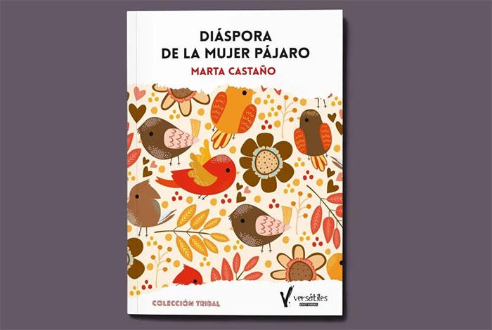 Marta Castaño en la Colección Tribal de Editorial Versátiles