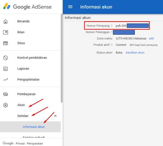 Cara Memasang Ads.txt Google Adsense Di Blog Dengan Mudah