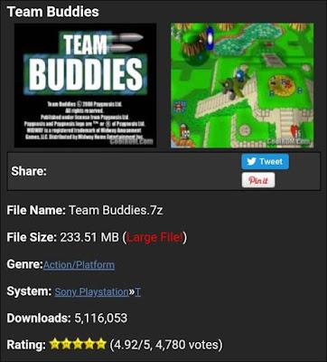 Team Buddies Game Cara Bermain di Android