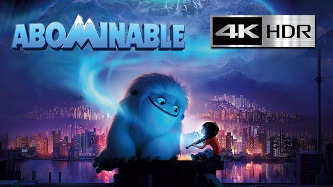 Un amigo abominable (2019) 4K UHD [HDR] Latino-Ingles