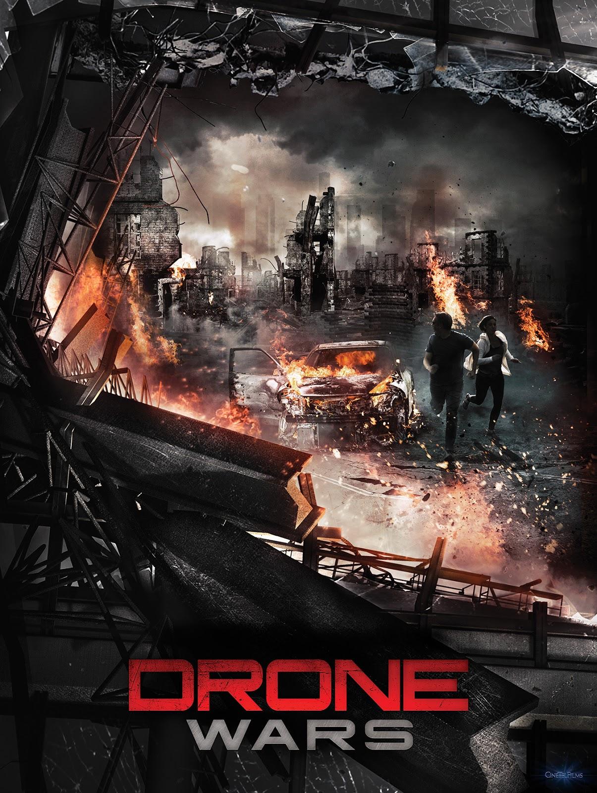 Guerras de Drones Legendado