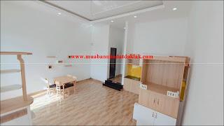 Bán nhà mới gần chợ Mai Hắc Đế P Tân Thành BMT 1 tỷ 580 triệu