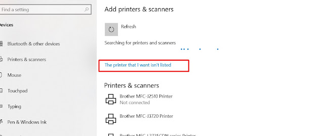 cara print tanpa kabel di windows 10