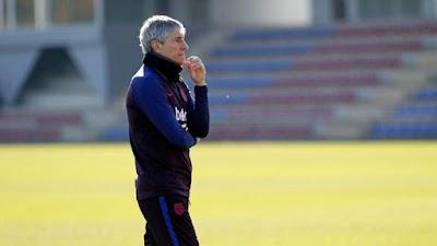 Ghế HLV trưởng Barca nóng rực: Huyền thoại Xavi sắp trở về dẫn dắt Messi