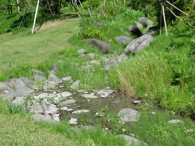 永福寺跡遣水