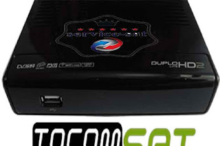 تحديث جديد Tocomsat Duplo Lite HD 2