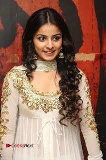 Telugu Actress Mahima Makwana Stills in White Desginer Dress at Venkatapuram Movie Logo Launch  0058.JPG
