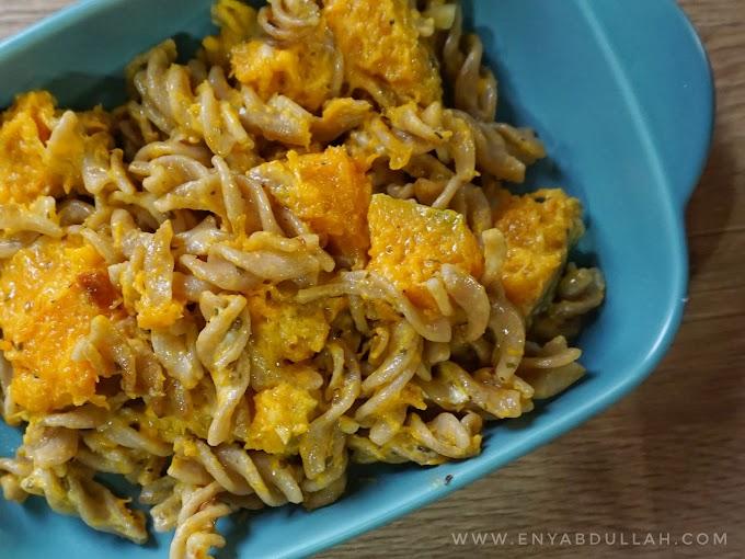 Healthy Meal : Pumpkin Pasta