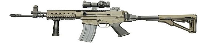 Indian Army Sends Out Fresh RFIs For Close Quarter Carbines