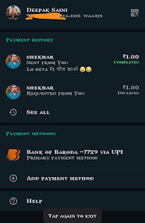 whatsapp payment option enbale kaise kare