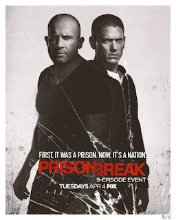 Prison Break Season 5 Poster 1
