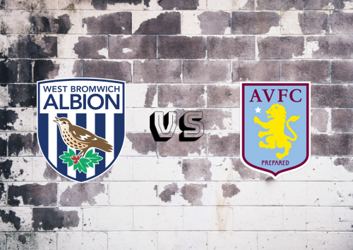 West Bromwich Albion vs Aston Villa  Resumen