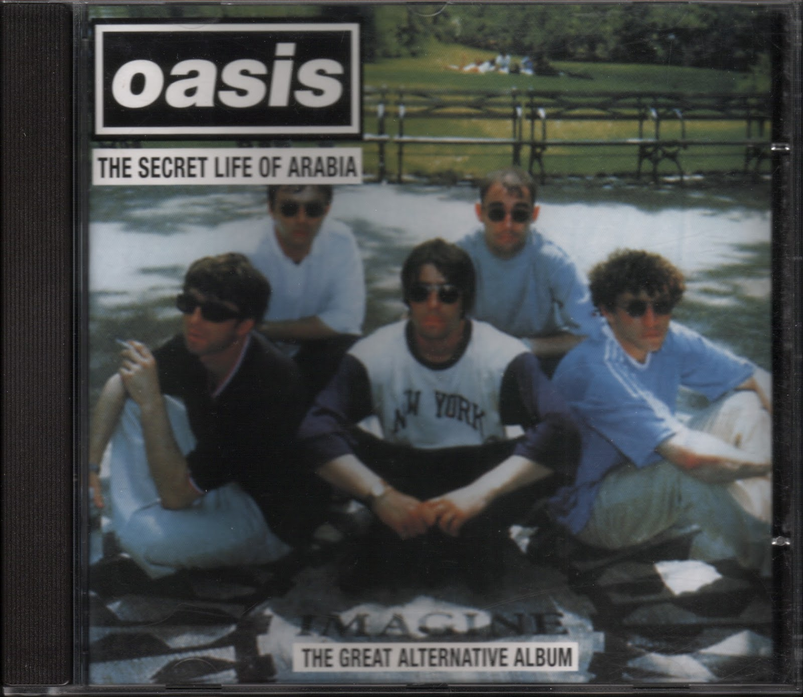Oasis Bootlegs From Fuckuoka: The Great Alternative Album
