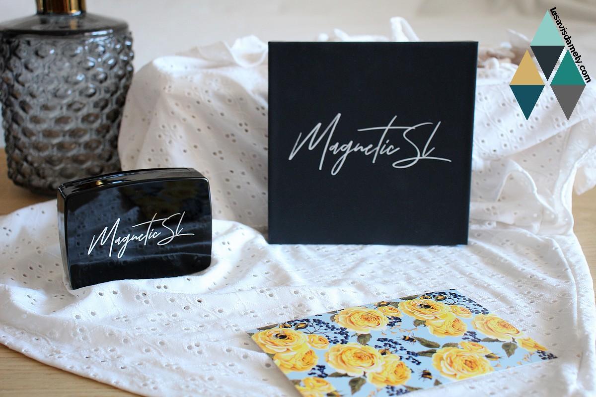 revue beauté faux cils magnétiques magnetic by sl