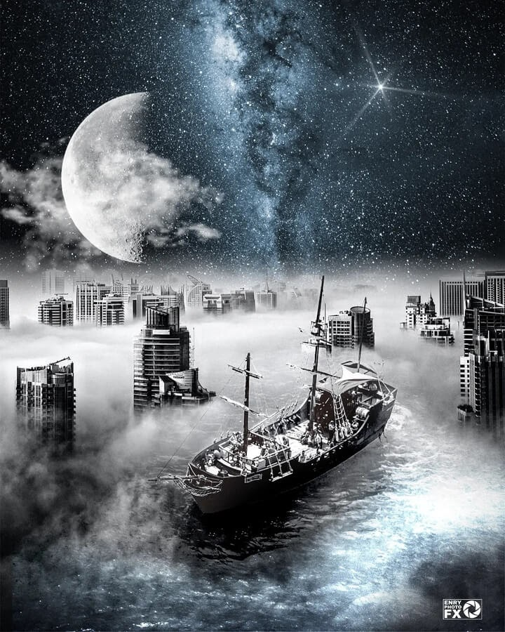 07-Sailing through a ghost town-Enry-www-designstack-co