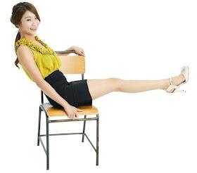 瘦小腹、緊實大腿,一張椅子就搞定
