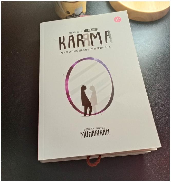 Novel | Karma by Muharikah