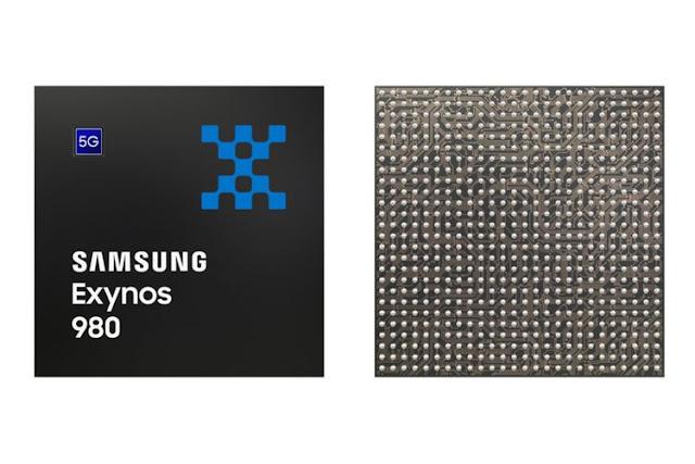 Samsung Perkenalkan Exynos 980 Dengan 5G
