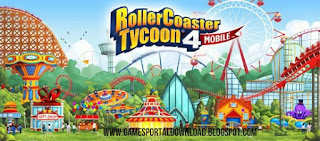 RollerCoaster Tycoon 4 Mobile 1.13.2 Mod Apk Free Download