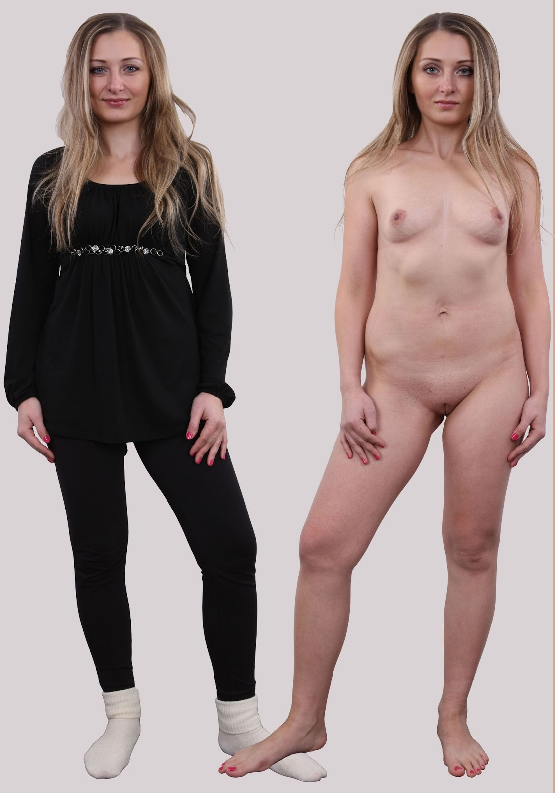Casting Naked Girls