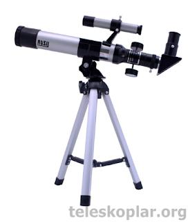 Lizer 40F400 teleskop incelemesi