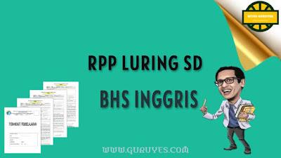 adalah elemen penting yang akan bantu guru berhasil dalam pembelajaran yang dilakukan Download RPP 1 Lembar Bahasa Inggris Kelas 4 Tema 6