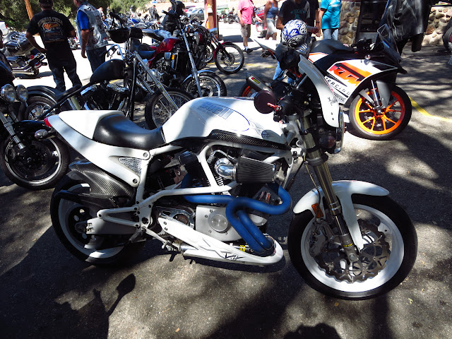 Buell X1 Rock Store Los Angeles