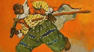 Yasuke Samurai Hitam