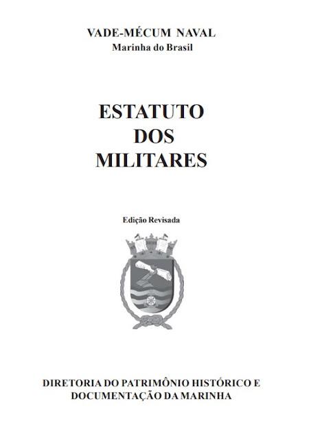 Vade Mecum: Estatuto dos Militares