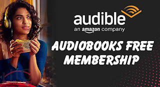 Amazon audiobooks free membership